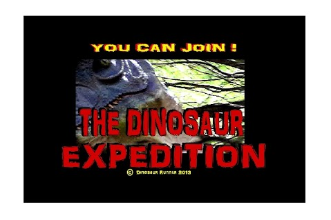 Company Logo For The Dinosaur Expedition'