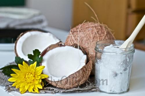 coconut oil benefits'