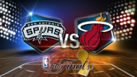 NBA Finals 2013 – Miami Heat vs San Antonio Spurs
