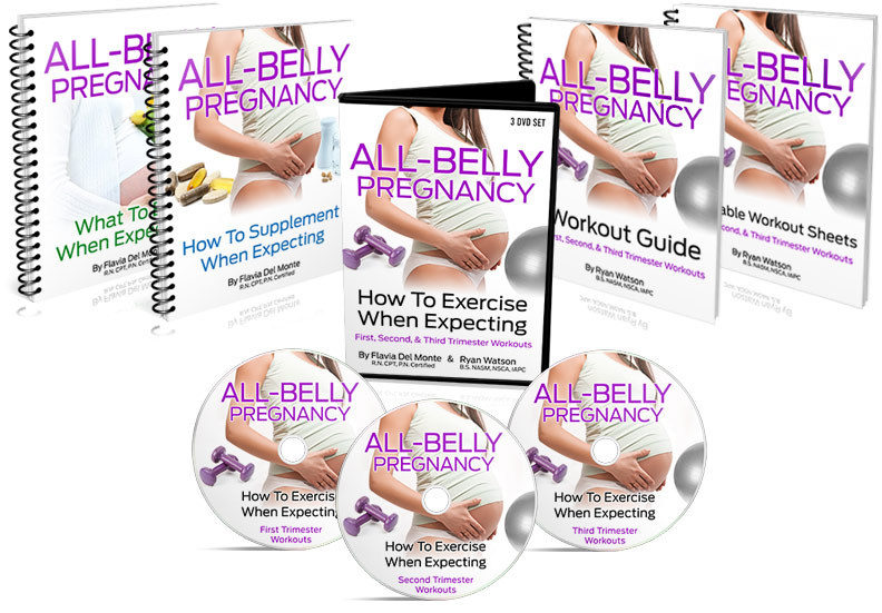 All Belly Pregnancy By Flavia Del Monte