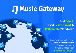 Music Gateway Full Launch 24th June 2013'