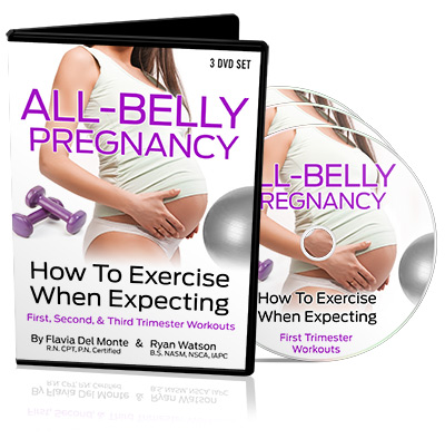 How To Exercise When Expecting'