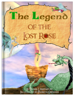 Pazzaria Productions Releases the Legend of the Lost Rose'
