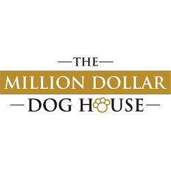 Million Dollar Dog house Logo'