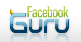 Logo for Facebook Guru'