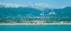 Panorama of Versilia'