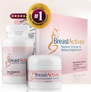 Breast Actives For Bigger and Better Looking Breasts'