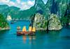 Logo for Indochina Sails'