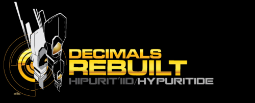 Decimals Rebuilt - Hypuritide - Art Exhibition'