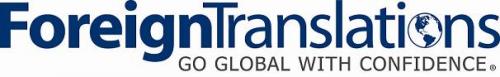 Foreign Translations Company Logo'