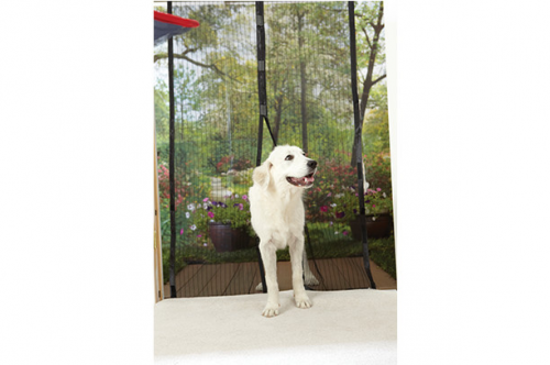 magic mesh for pets'