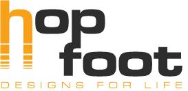 Hopfoot Logo'