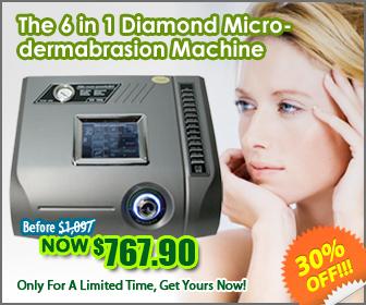 Diamond Microdermabrasion Machine'