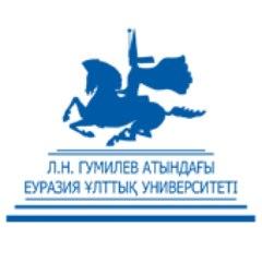 Company Logo For L.N. Gumilyov Eurasian National University'