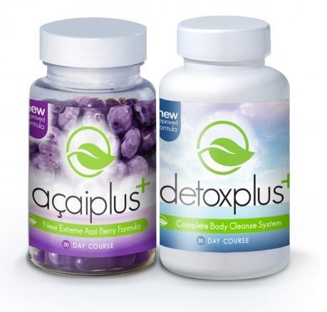 Acai Plus And Detox Plus'