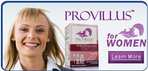 Provillus For Women'
