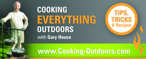 """""""Cooking Everything Outdoors"""" Host Shares Homemade'"""