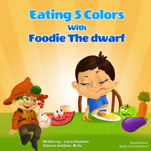 Story Inspires Kids to Eat More Fruits and Vegetables'