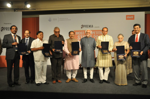 """Premia Group Hosted """"Indian State Competitive Awards 2'"""