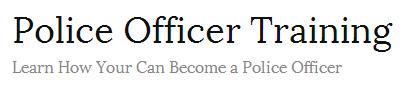 Police Officer Training'