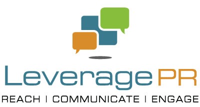 Company Logo For Leverage PR'