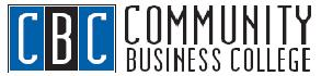 Company Logo For Community Business College'