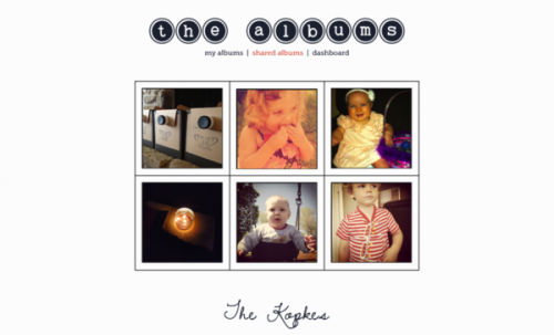 The Albums'