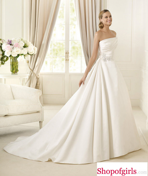Special Deals For July Introduced By Wedding Dress Manufactu'