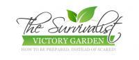 Company Logo For Survivalist Victory Garden'