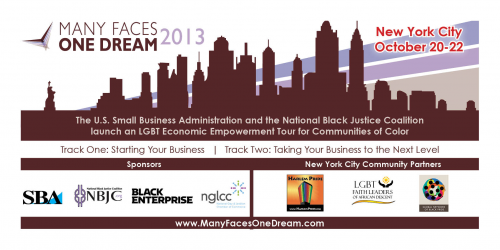 Many Faces, One Dream NYC Tour Information'