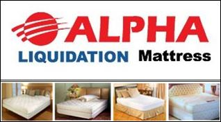 Alpha Liquidation Mattress'
