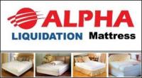 Alpha Liquidation Mattress Logo
