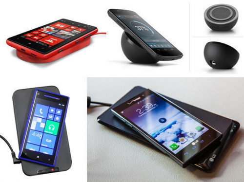 E-Fusion Wireless Charger'