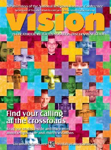 Visions vocation discernment guide'