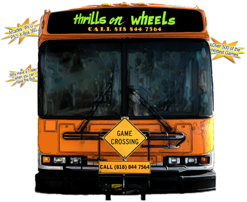 Company Logo For Thrills on Wheels'