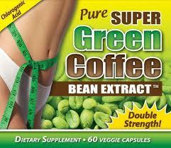 Green Coggee Bean Extract'
