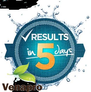 Venapro Results'