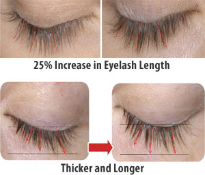 Idol Lash Results'