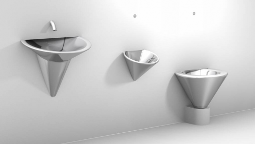 Self-Cleaning Urinals, Toilets and Faucets Will Revolutioniz'