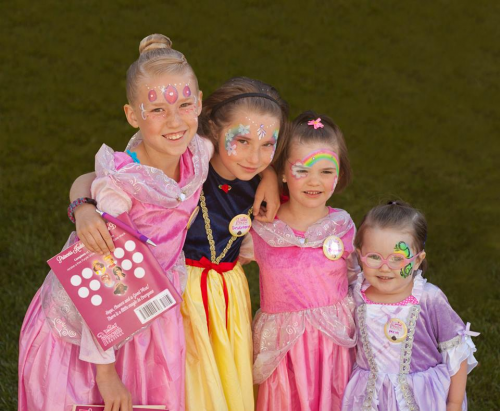 2-Princess Festival'
