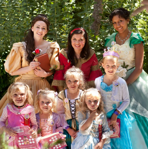 3-Princess Festival'