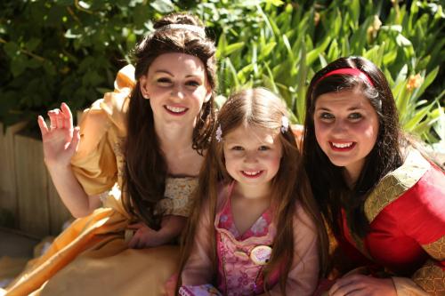 5-Princess Festival'