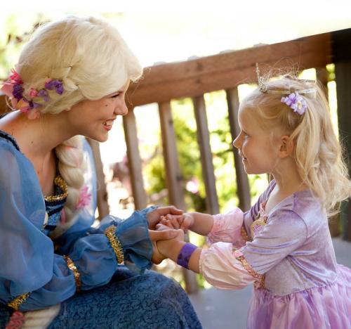 4-Princess Festival'