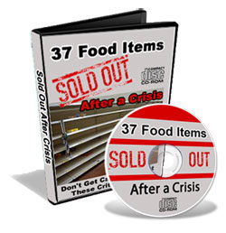 Sold Out After Crisis'