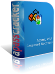 Atomic VBA Password Recovery boxshot