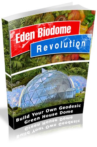 eden biodome'