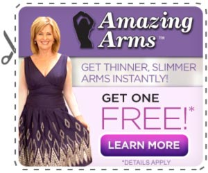 amazing arms as seen on tv'