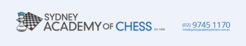Company Logo For Sydney Academy of Chess'