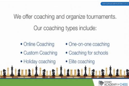 Online Chess Coaching'