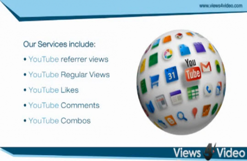 specialised YouTube services'